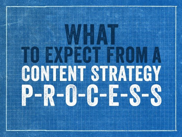 What to Expect from a Content Strategy Process