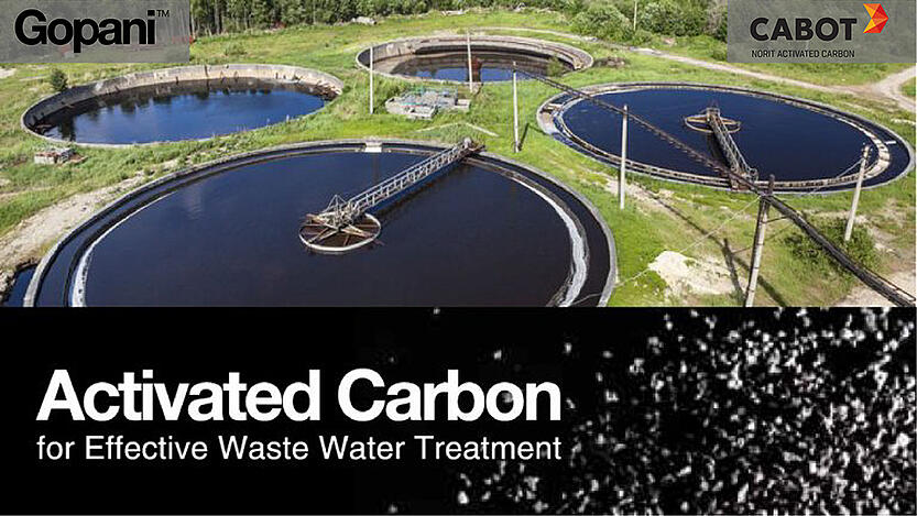 Activated Carbon for Wastewater Treatment