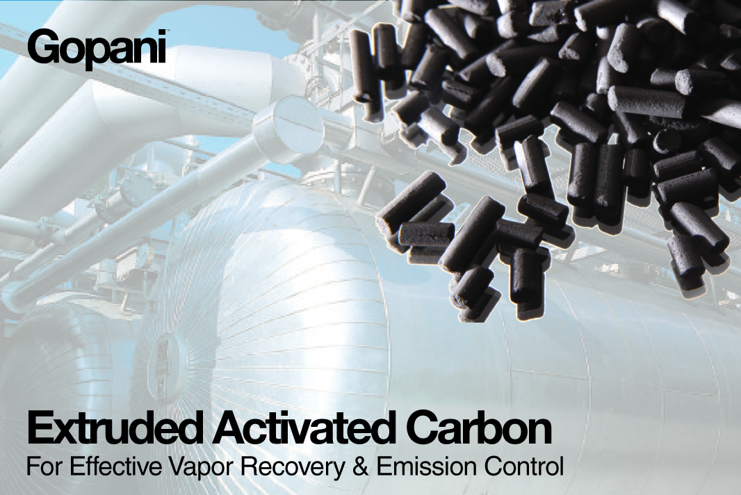 How to Effectively Recover Vapours in Oil & Gas & Chemical Industries?