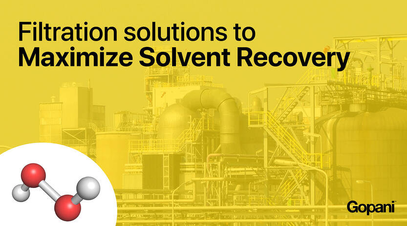 Is low solvent recovery eating into your profit margins?