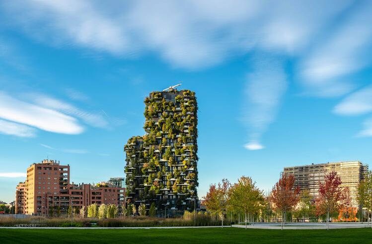 Reevaluating Buildings and Construction During #ClimateWeek