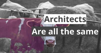 Blog - Architects Are All The Same