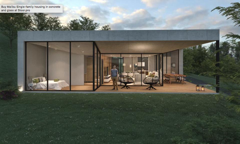 Projects - Silvia Huerta - Malibu 1 -1024x683