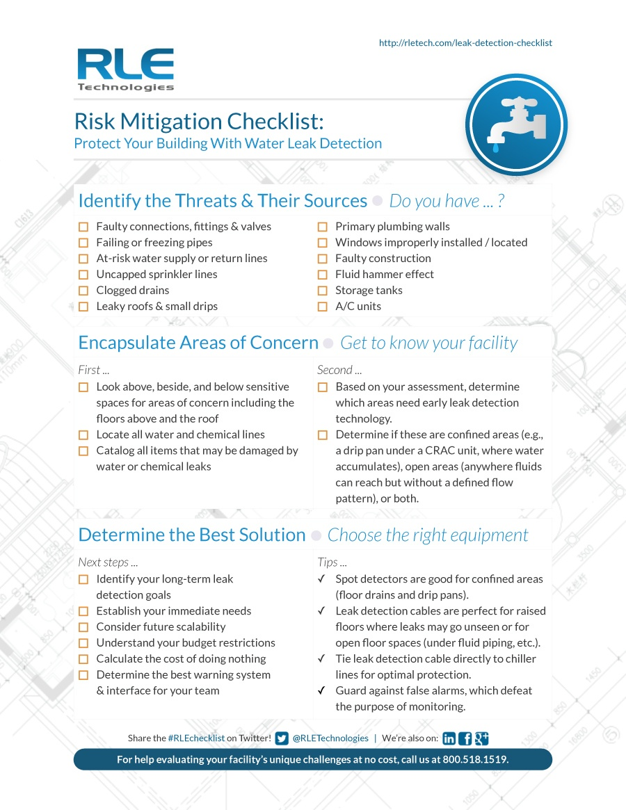 Leak-Detection-Checklist-RLE-Technologies