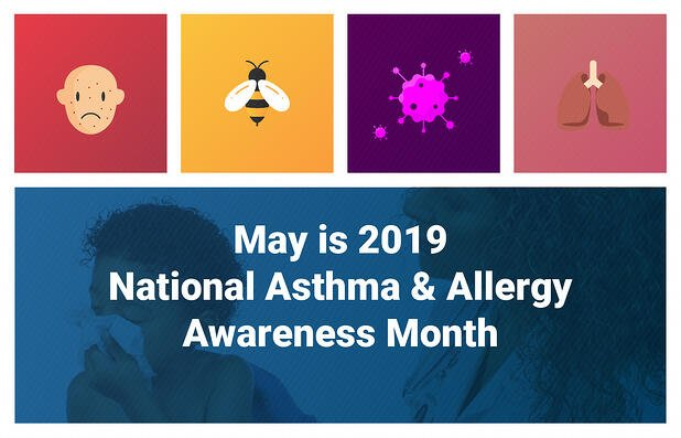 National Asthma and Allergy Awareness Month 2019