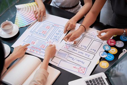 Kuinka UI/UX-suunnittelu tekee verkkopalvelusta paremman?