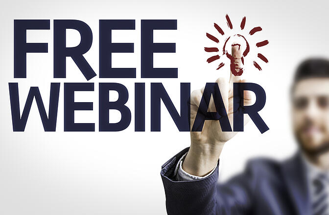 Join our Free Webinar - Document management-April 22nd,2020 at 10:00am