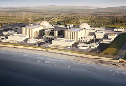 Hinkley Point C power station : EDF Energy selects COMECA as preferred supplier
