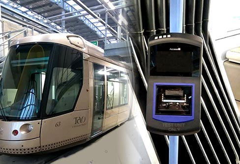 Urban mobility : validating tickets with your smartphone is now possible in France with COMECA