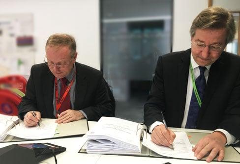 COMECA et EDF Energy : contrat signé pour Hinkley Point C