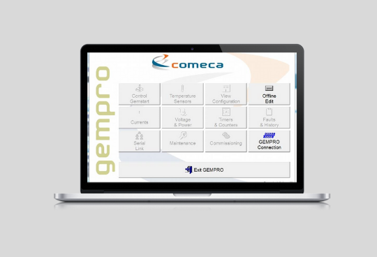 Gempro Release details