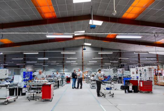COMECA FRANCE à Saint Mathieu de Tréviers simplifie l'organisation de ses activités
