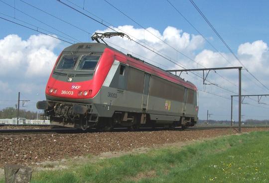 Alstom confie la modernisation des climatisations cabine des Locomotives BB36000 et BB27000 à Comeca France