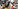 Millenials working in an open office
