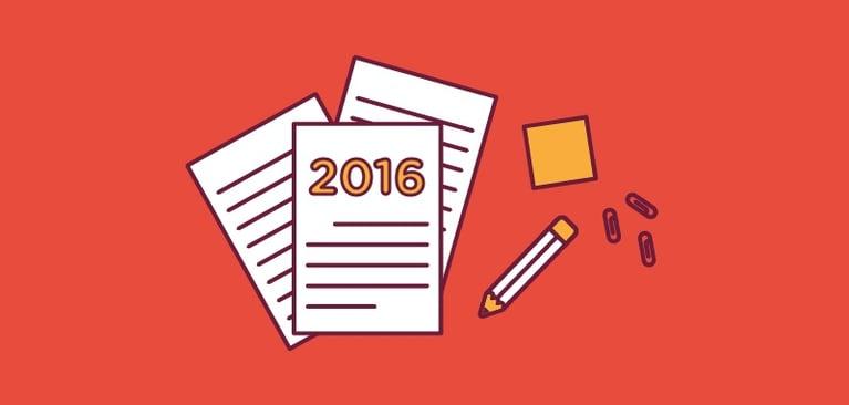 Los 10 mejores posts que hemos escrito en 2016
