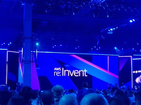 CTO hot take from AWS re:Invent 2018