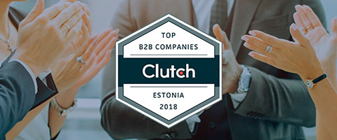 Preview pic - Clutch Ranks Bamboo Apps among Top B2B Companies in Estonia
