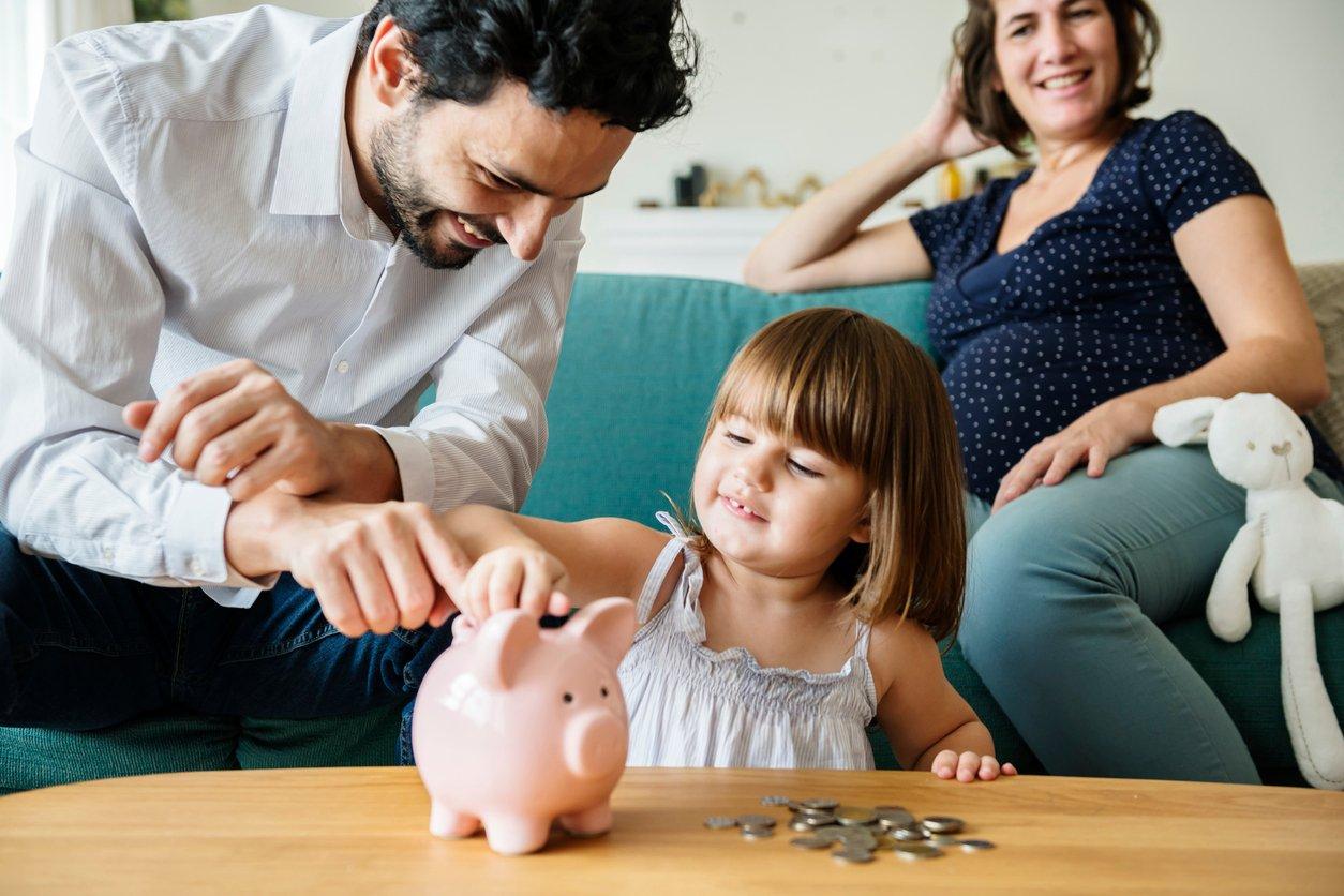 Saving for preschool