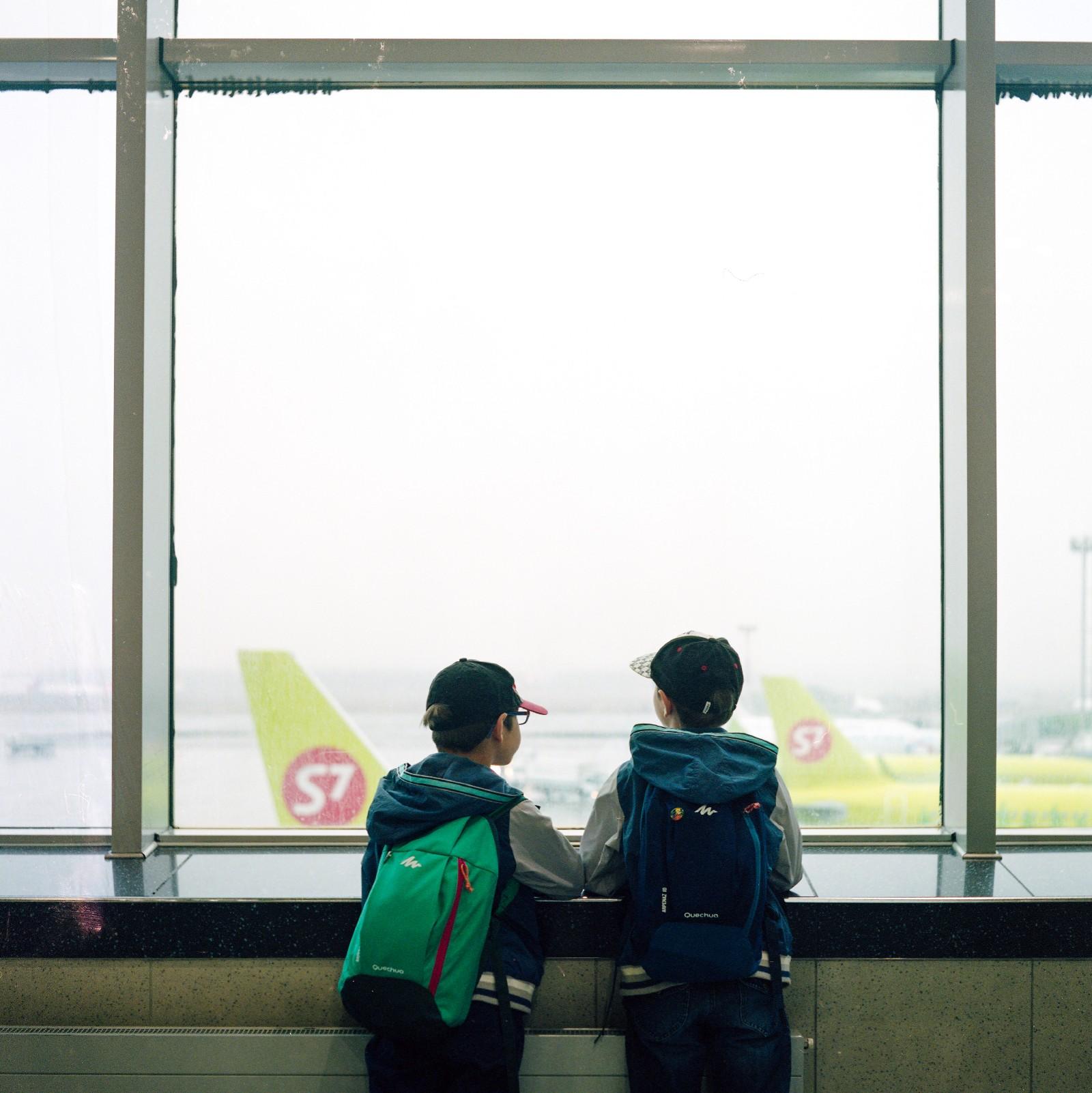 kidsflying
