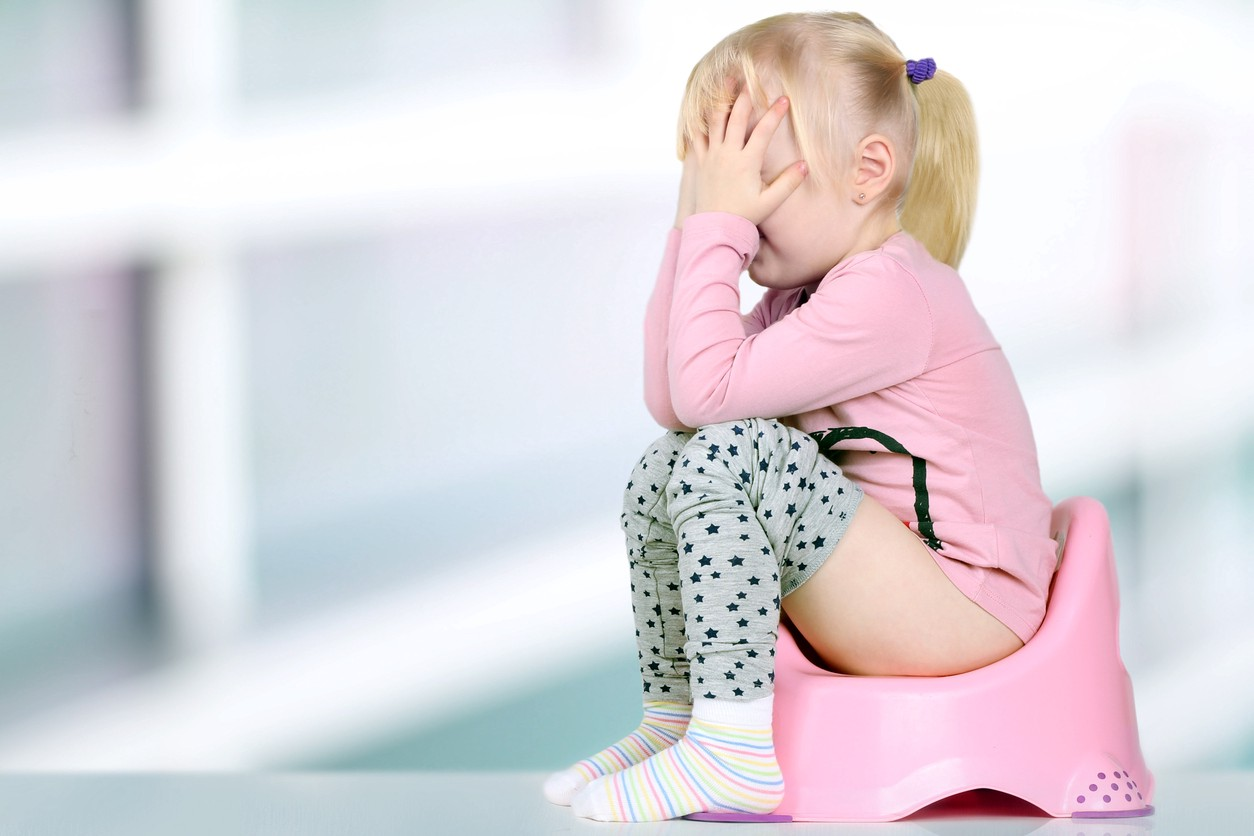 potty training child