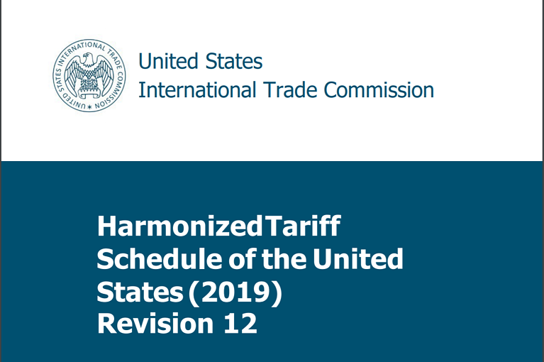 Chinese Tariffs: How To Read The Harmonized Tariff Schedule (HTS)