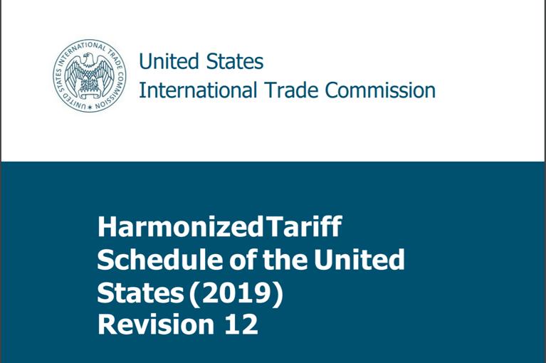 Chinese Tariffs: Understanding The Harmonized Tariff Schedule (HTS)