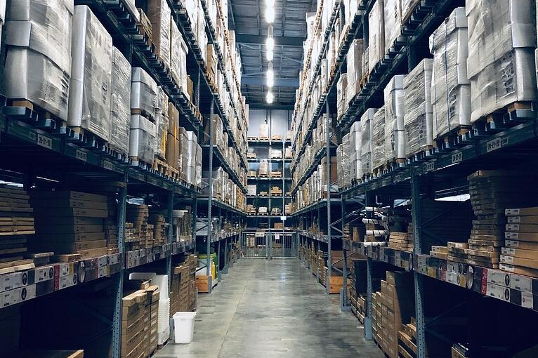 Stocking And Warehousing: Purchasing For a Volatile Manufacturing Production Pace