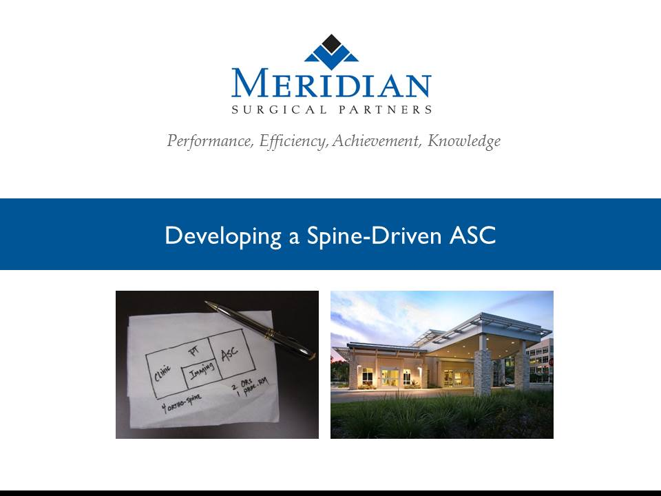Developing a spine-driven ASC