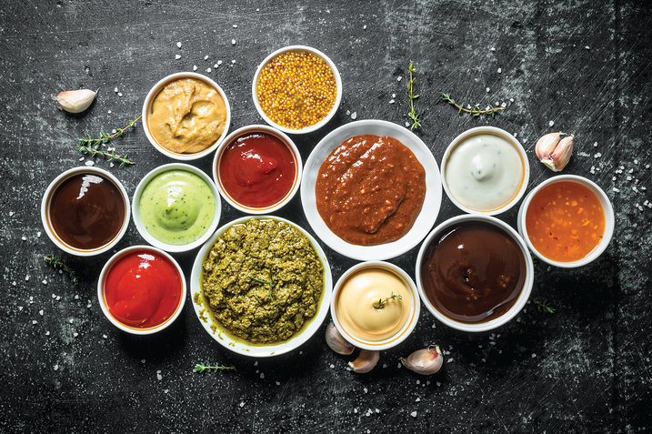hot sauce market trends