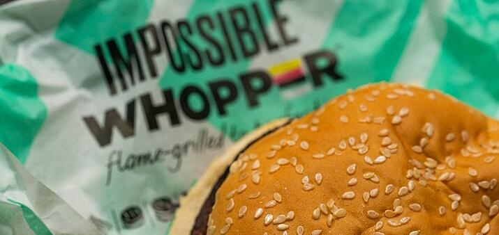 Impossible Whopper trial drove 18% traffic growth at Burger King