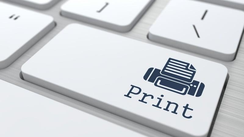 5 modi in cui il Print Management ottimizza i processi documentali aziendali
