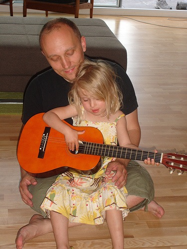 child guitar lessons