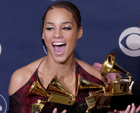 alicia keys grammy