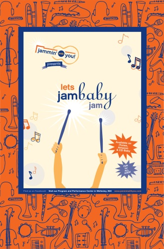 Lets JamBaby Jam CD for sale! Jammin' With You! Josh Shriber