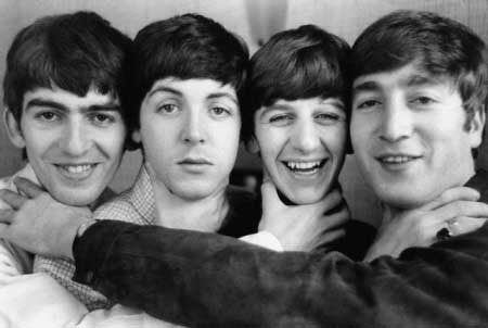 the beatles easy piano songs