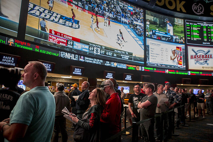 Legal Sports Betting: 4 Strategies for Casino Marketing Teams