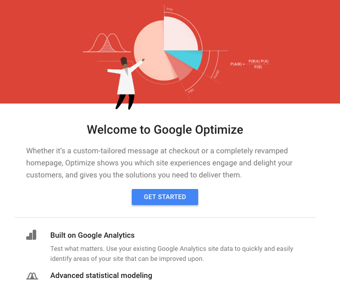 How to set up Google Optimize for A/B testing