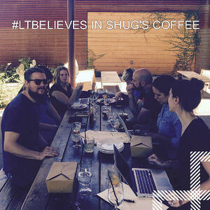 #LTBelieves in Shug's Coffee and Music Education