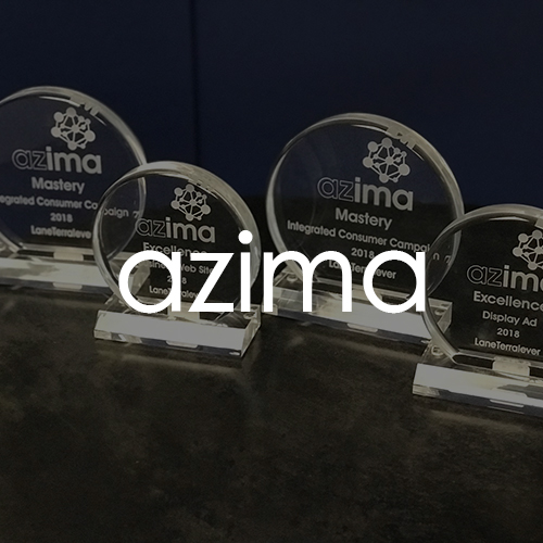 LaneTerralever Wins Four AZIMA Tim Awards