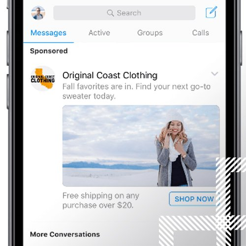 ICYMI: Facebook is Officially Serving Ads in Messenger