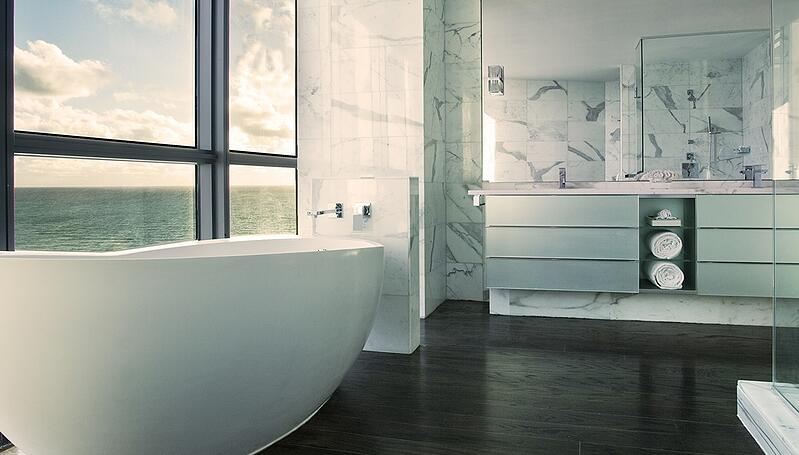Crystal Bathrooms - 5 Modern Bathroom Tile Ideas for 2017