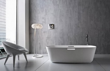 Crystal Bathrooms - Bathroom Colours Simplicity is the Ultimate Sophistication