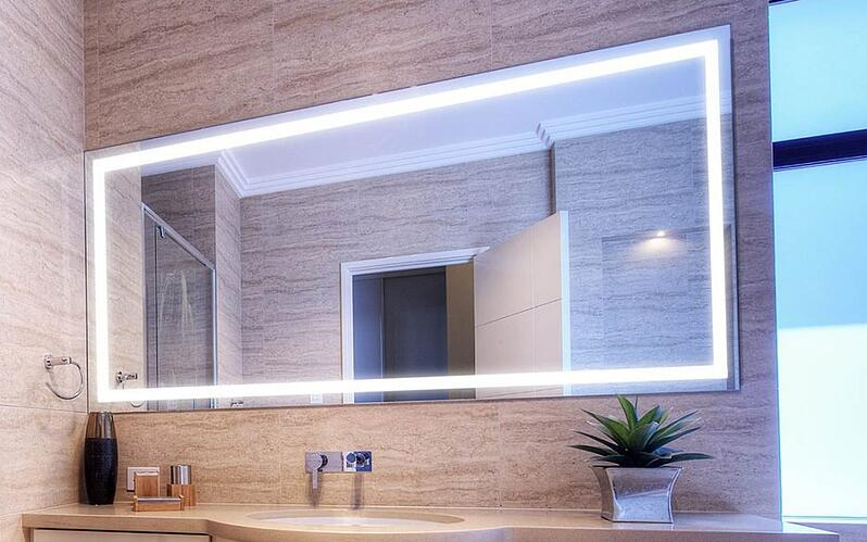Crystal Bathrooms - Clearlight Design Mirrors – New To Crystal Bathrooms
