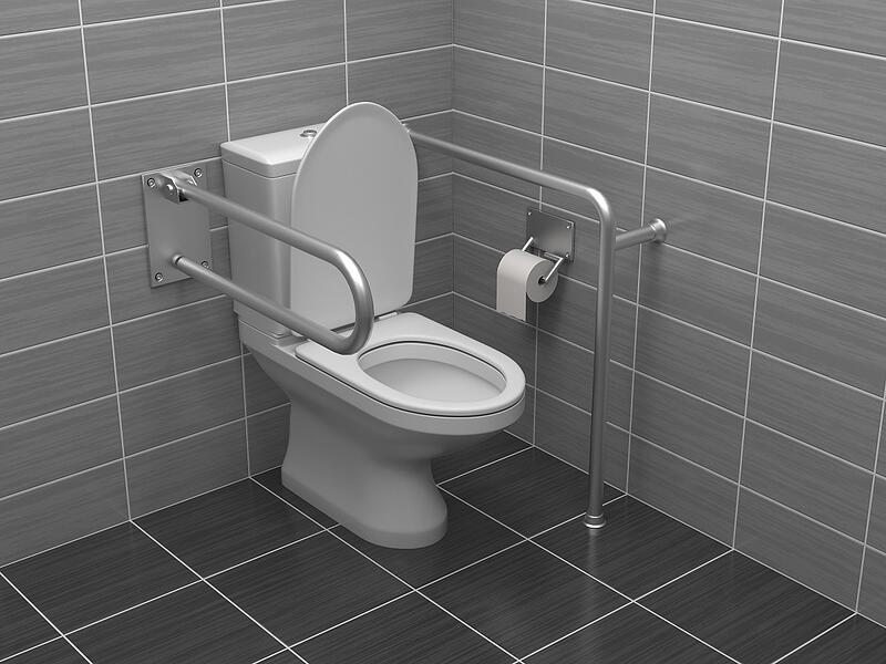Aged Care Bathroom Renovations - Crystal Bathrooms