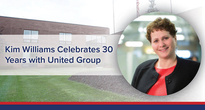 UGOC Spotlight: Senior Vice President of Finance Celebrates 30 Years With United Group