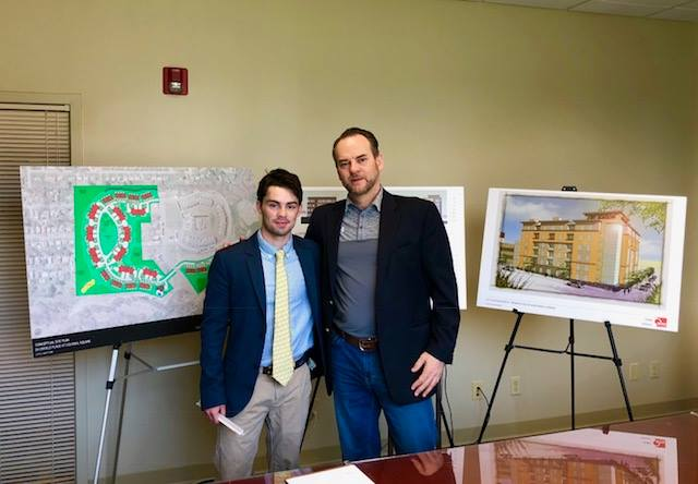 Interest In Real Estate Draws Local High School Student To United Group Internship