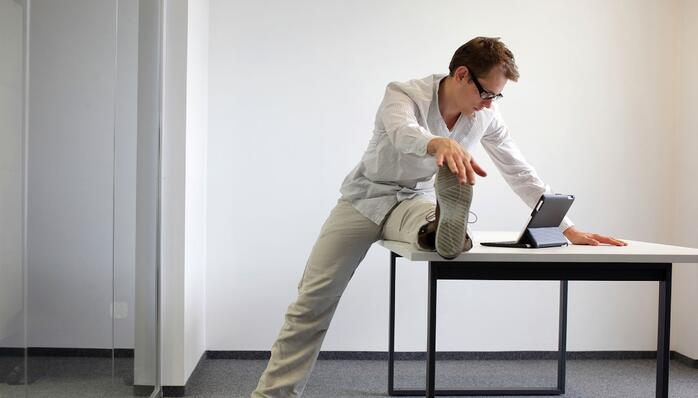 21 Tips to Staying Fit with a Desk Job