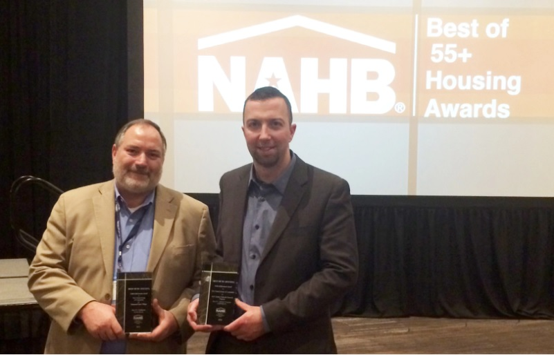 United Group Receives Two Awards At NAHB Best Of 55+ Housing Awards