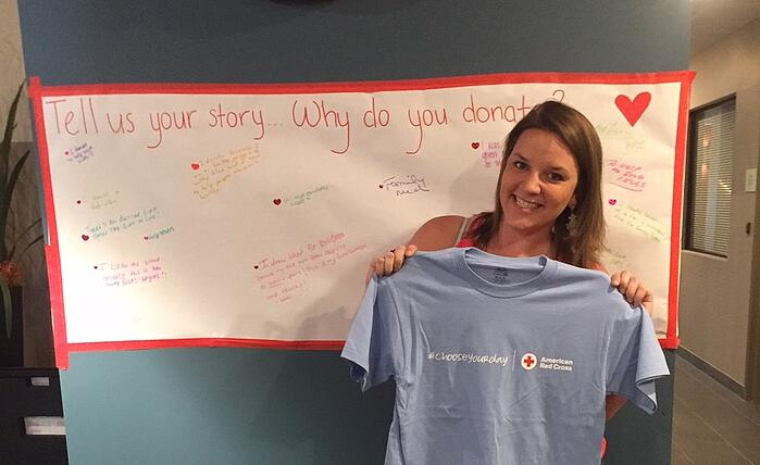 Tell Us Your Story: As Told by Blood Donors