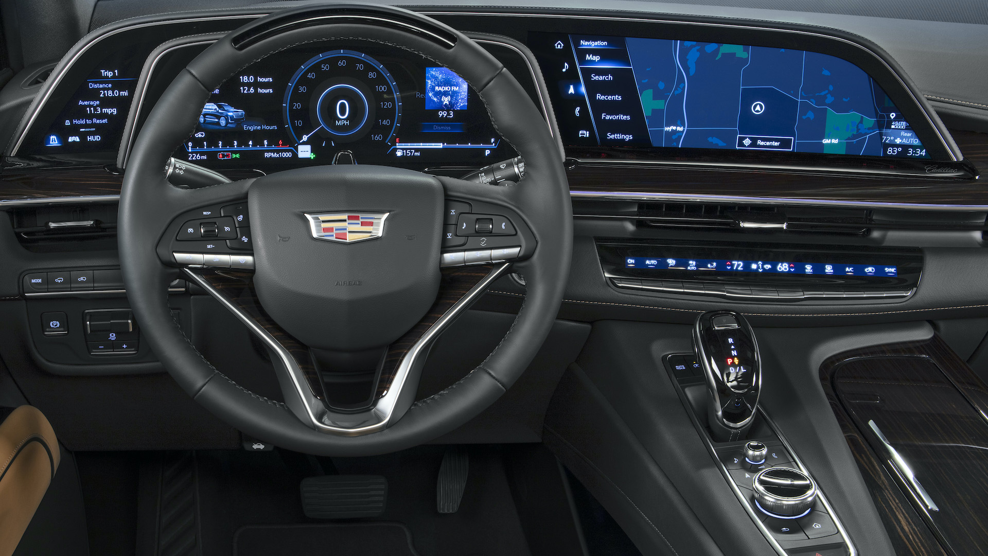 Rightware collaborates with LG Electronics to power graphics for industry-first curved OLED display on 2021 Cadillac Escalade
